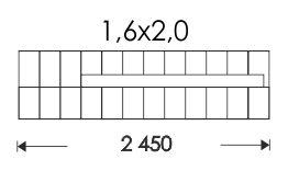 Схеми розкладання Брест XL